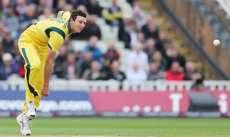 t20 world cup even after a hat trick against west indies, josh hazlewood not sure to get place in playing 11