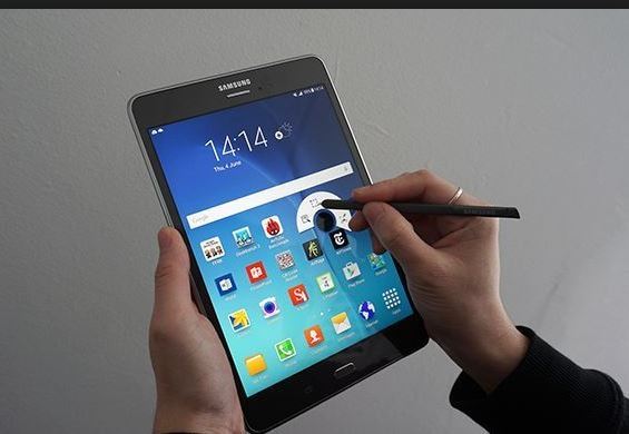 samsung glimps up its new device tab a 2016