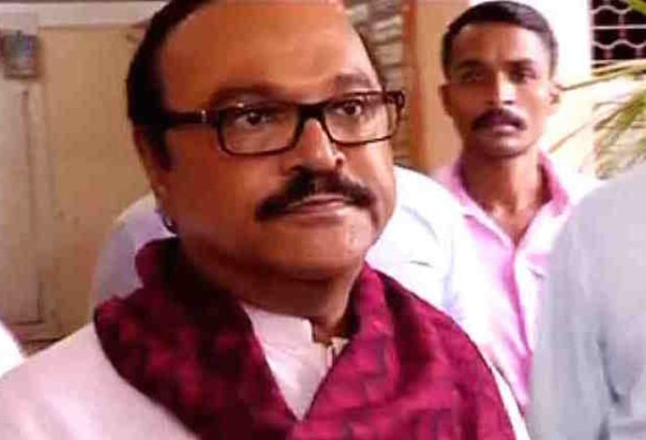 Chhagan Bhujbal arrested