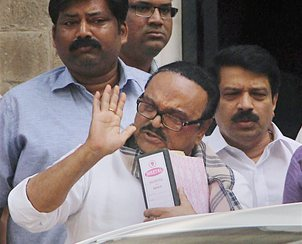 ED arrests Chhagan Bhujbal in money laundering case