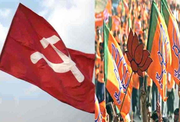 Ahead of election, BJP, CPI-M workers clash in Kerala