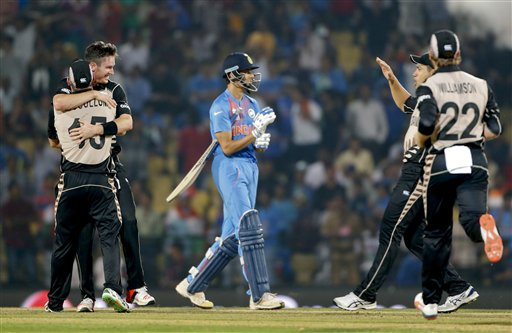 new zealand beat Indian team in opening match