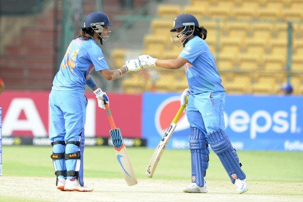 Women's World T20, India vs Bangladesh