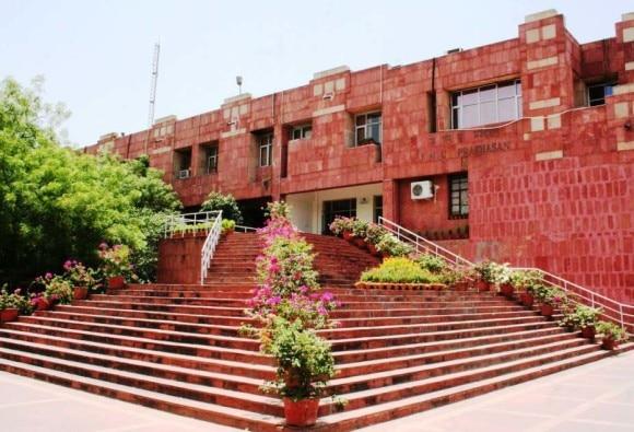 JNU Probe Panel Finds ABVP Member 'Guilty' of Blocking Traffic