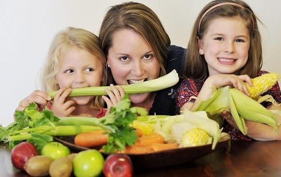 Parental influence on children's food preferences