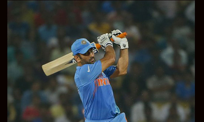 dhoni blames batsmen for losing the first t20 world cup match against new Zealand