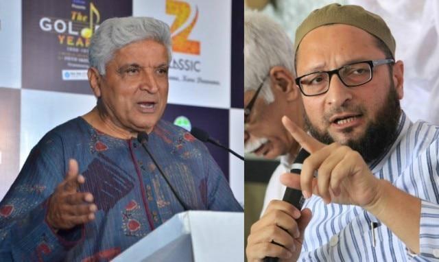 Asaduddin Owaisi on 'Bharat Mata ki Jai' remark