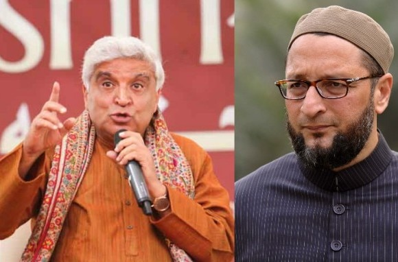 Javed Akhtar: I'll get all votes if I contest election against Owaisi