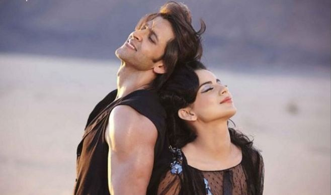 Hrithik-Kangna war in bollywood!