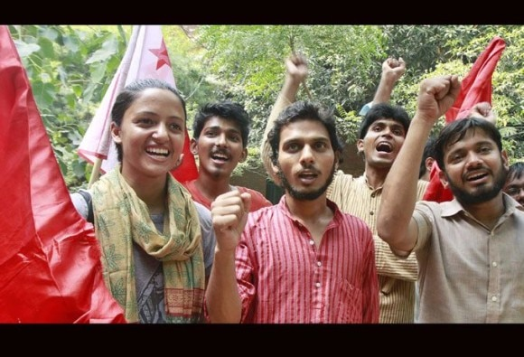 jnu row: students will not accept the report of the investigation panel