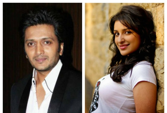 Parineeti shopra And riteish deshmukh to host Toifa award