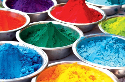 Make Your Holi Special with Natural Colours