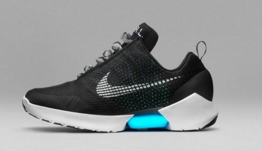 Nike finally launches HyperAdapt 1.0