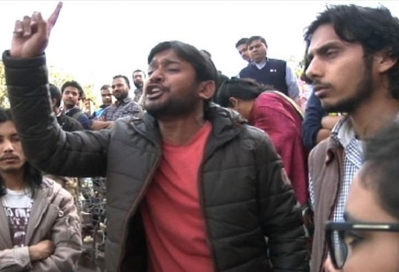 JNU investigation was done in pressure says ABVP
