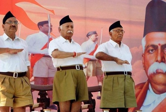 Homosexuality shouldn't be considered a criminal offence: RSS