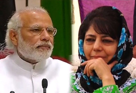 PDP alliance with BJP in problem!
