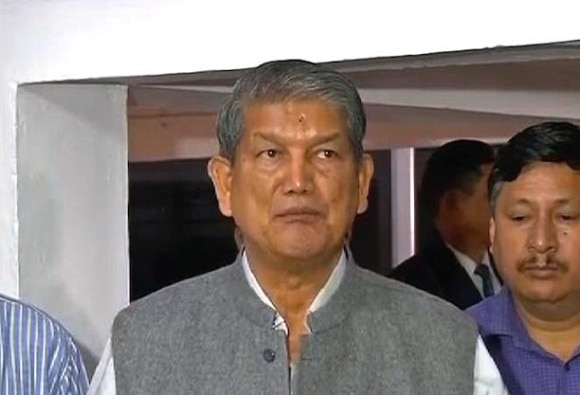 Harish Rawat warns his Baaghi Mla's