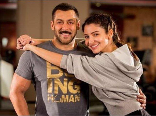 Anushka Sharma is good, says 'Sultan' star Salman Khan
