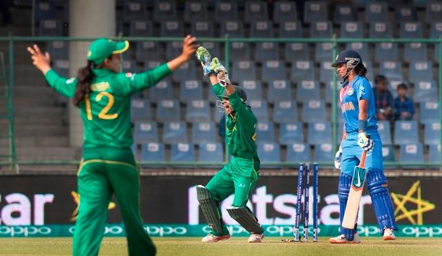 India vs Pakistan, Women's WT20 Live