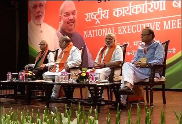 PM Modi urges BJP workers to market government schemes