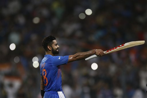 Records and Facts in Virat Kohli's match winning Knock!