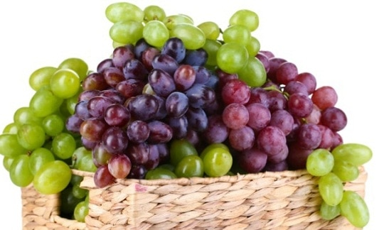Surprising Health Benefits Of Grapes