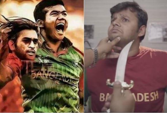 Indian 'mauka mauka' spoof