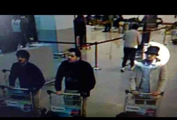 Brussels Zaventem airport rocked by two explosions
