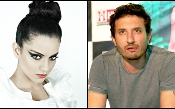 Kangana Ranaut ditches another director; this time it's Homi Adajania!