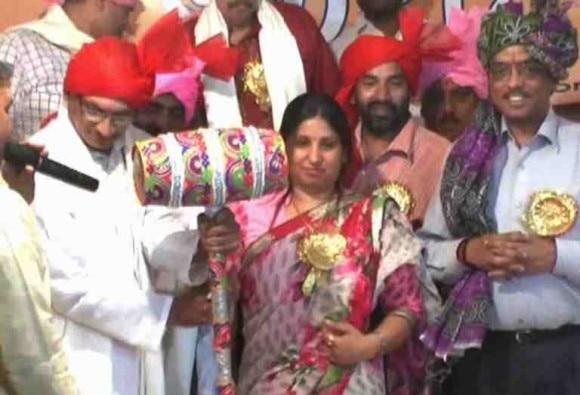 'Hathoda Baaraat' a unique procession organized in Allahabad
