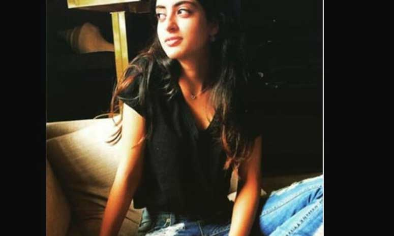 Who is this mystery man with Big B's grand daughter Navya Naveli Nanda?