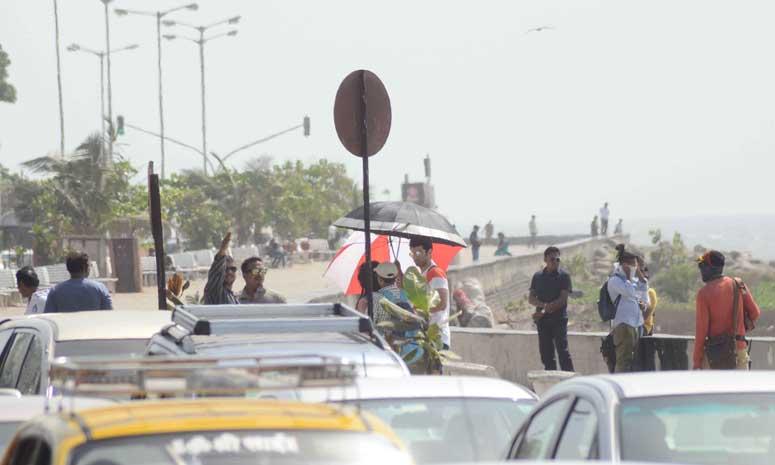 Shraddha, Adityas Aashiqui and a Bike Ride on OK Jaanu Sets