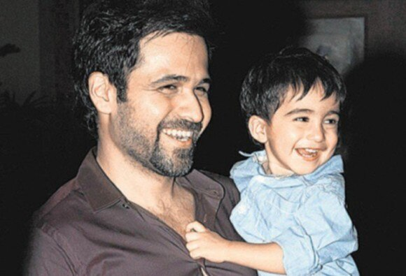 My son Ayaan has given birth to a new me: Emraan Hashmi