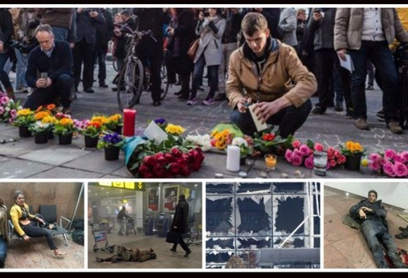 Brussels attack: 34 dead, 170 injured