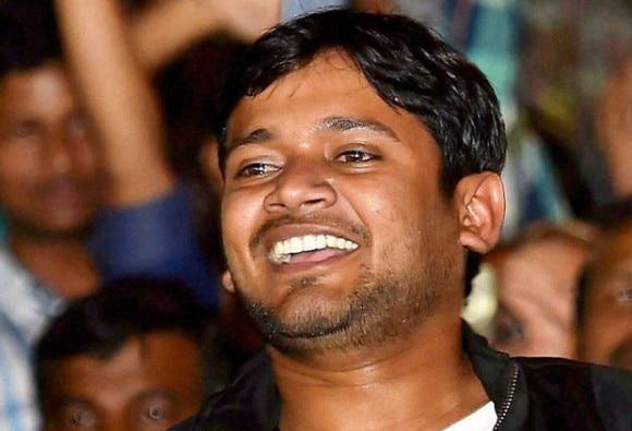 Kanhaiya kumar to go hyderabad, vijayvada