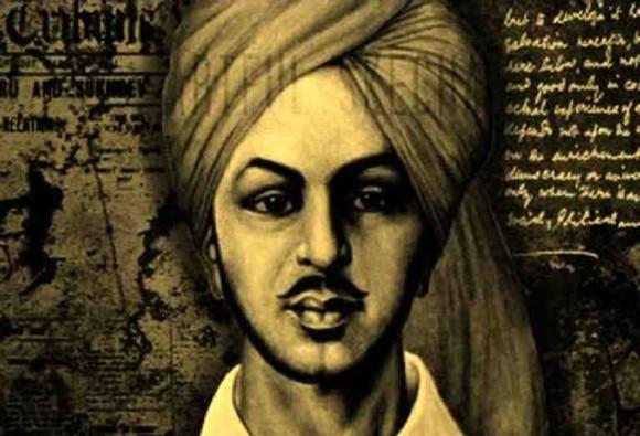 article on bhagat singh