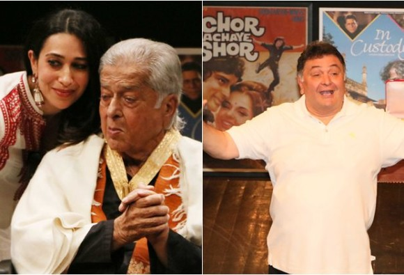 Rishi Kapoor dispels Shashi Kapoor's death rumours, tweets he is doing fine