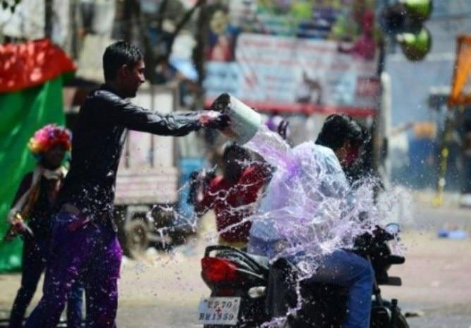 Photo : Holi Celebration