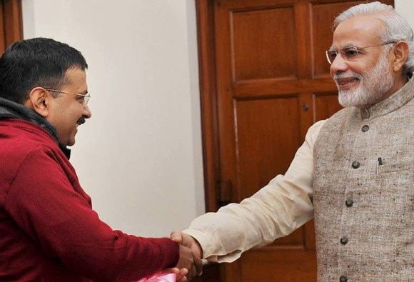 pm modi started following his political rivals