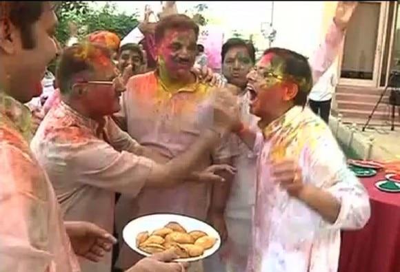 Uttarakhand BJP MLA's are in Pushkar