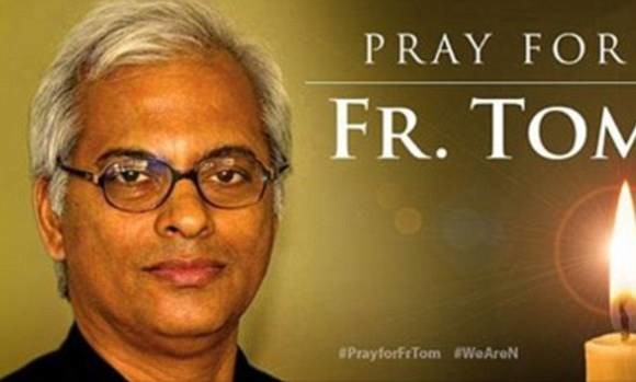 ISIS may crucified indian priest today on good-friday