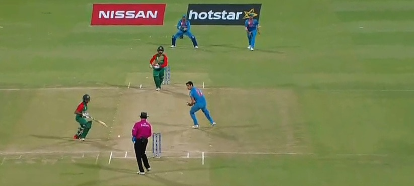 indian fielding is worst against bangladesh