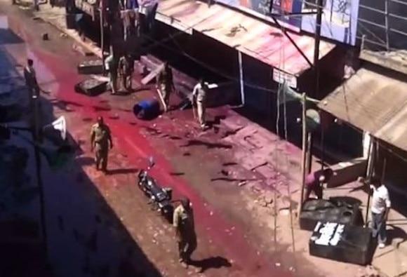 Up Police Torture Video Gone Viral