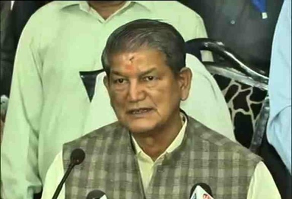 President's Rule imposed in Uttarakhand after Governor's report