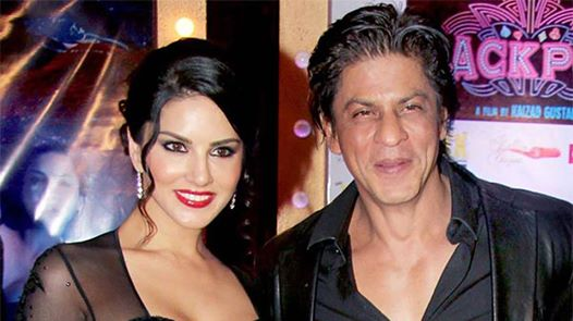 Sunny Leone to Work With Shahrukh Khan in Raees!