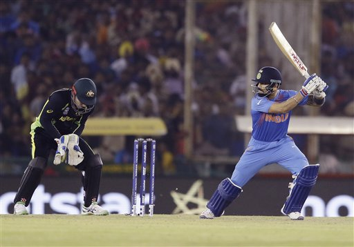 Poonam Pandey pays 'steamy' tribute to Virat Kohli, Team India after thrilling win over Australia