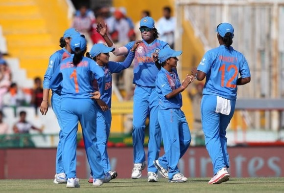 Women's World T20 India vs West Indies