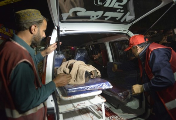 Suicide Bomber Kills More than 50 In Packed Pakistan Park
