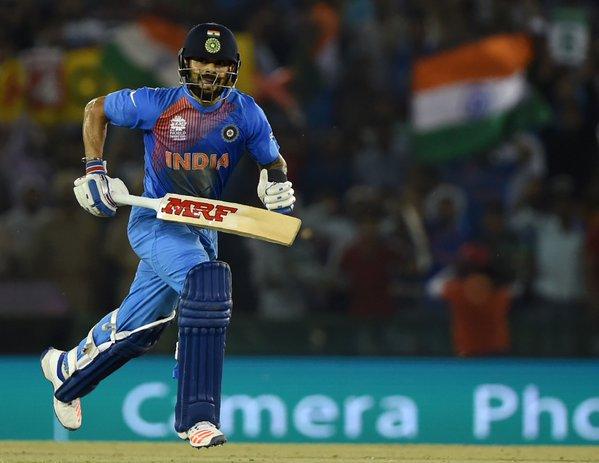 ICC World T20, India vs Australia LIVE