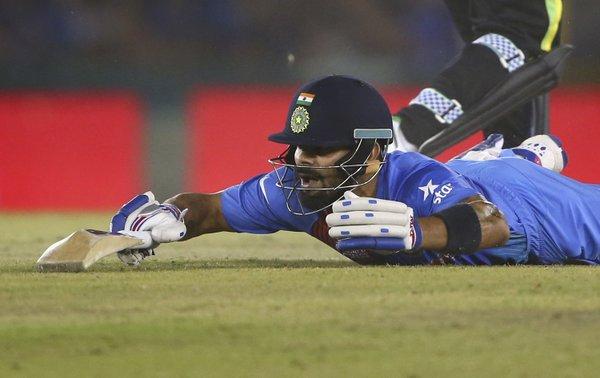 World Twenty20: India vs Australia LIVE
